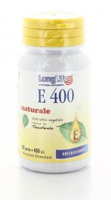 E400 Naturale - Antiossidante