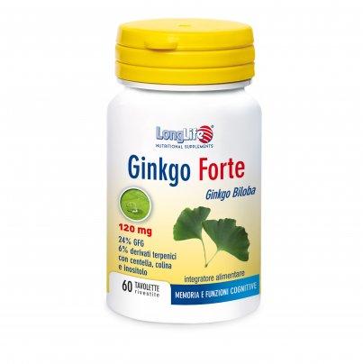 Ginkgo Plus 24 % - Memoria e Funzione Cognitiva