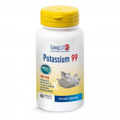 Potassium 99 Mg - Pressione Sanguigna