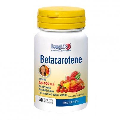 Betacarotene 25.000 u.i - Provitamina A