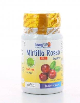 Mirtillo Rosso 1% 500 Mg