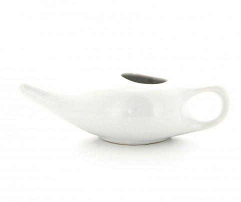Neti Pot per Irrigazione Nasale Ceramica