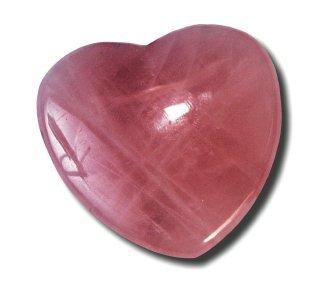 Love Heart - Cuore di Quarzo Rosa