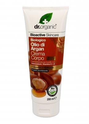 Crema Corpo all'Olio di Argan Bio