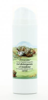 Lozione Detergente all'Azulene - 150 ml.