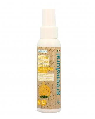 Antizanzare Lozione Protettiva Citronella Spray