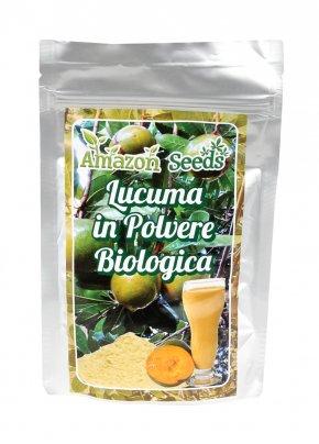 Lucuma in Polvere Biologica 100 gr