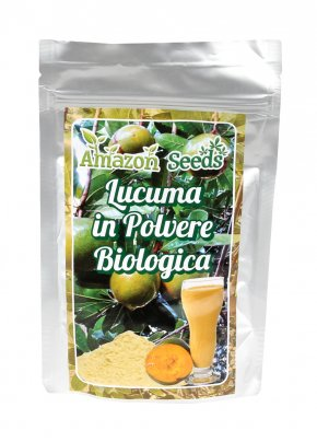 Lucuma in Polvere Biologica 100 gr