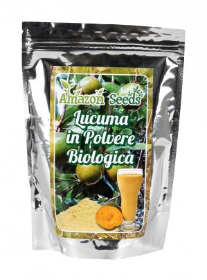Lucuma in Polvere Biologica 250 gr