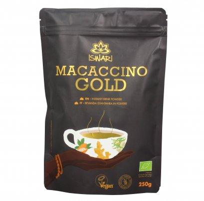 Macaccino Gold - Bevanda Istantanea in Polvere