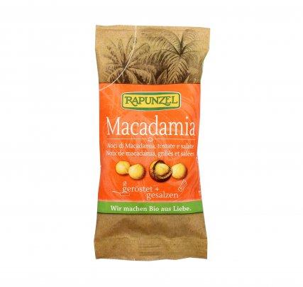Noci Macadamia Bio Tostate e Salate