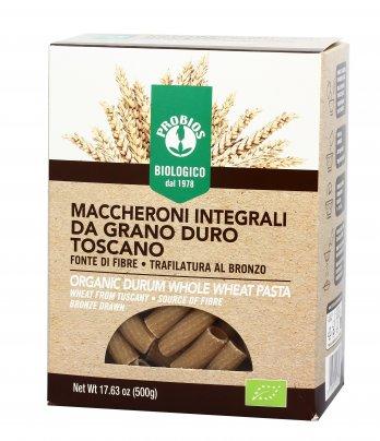 Pasta Integrale di Grano Duro Toscano - Maccheroni