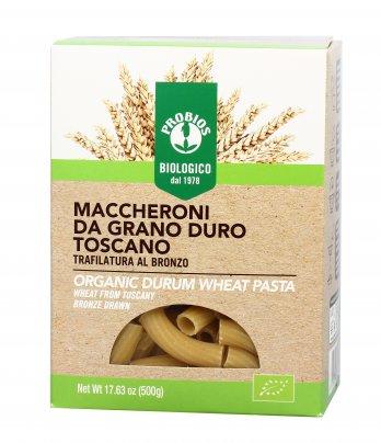 Pasta di Semola di Grano Duro Toscano - Maccheroni