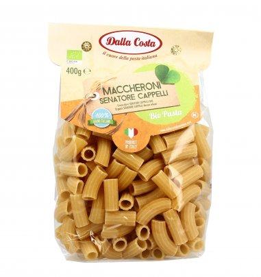 Pasta di Grano Duro Senatore Cappelli Bio - Maccheroni