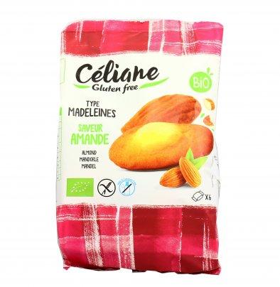 Madeleine alle Mandorle Senza Glutine