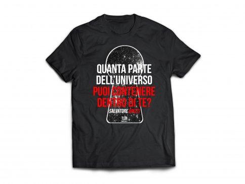 T-Shirt - Quanta Parte dell'Universo Taglia S