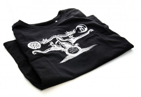 T-Shirt - Alchimia Dragons - Donna Taglia M