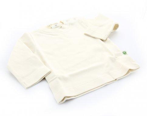 Maglietta in Cotone Biologico per Bambino da 1 a 3 Mesi
