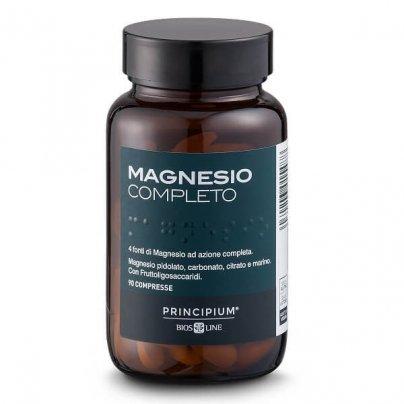 """Magnesio Completo """"Principium"""" - Nuova Formula 90 Compresse (99 g)"""