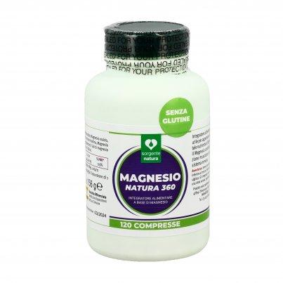 Magnesio Natura 360 - Integratore Alimentare