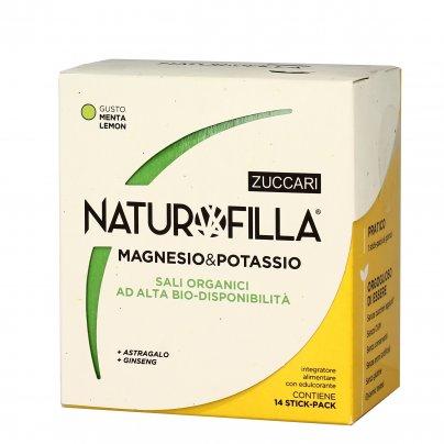 """Magnesio e Potassio gusto Menta e Lemon """"Naturofilla"""""""