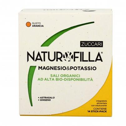 """Magnesio e Potassio gusto Arancia """"Naturofilla"""""""