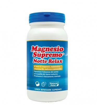 Magnesio Supremo® Notte Relax