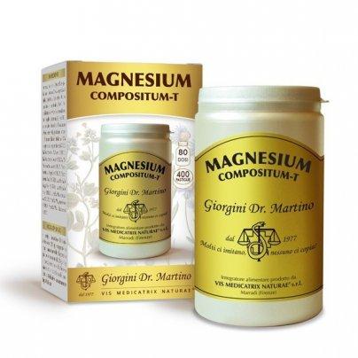 Magnesium Compositum 400 Pastiglie - 200 gr.