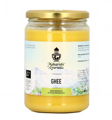 Ghee - Burro Chiarificato 480 g