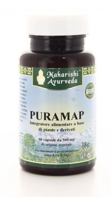 Integratore Alimentare Ayurvedico - Puramap