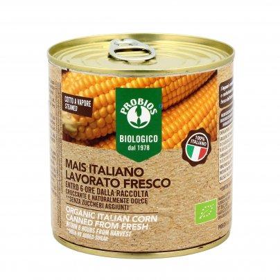 Mais Italiano Bio Lavorato a Fresco