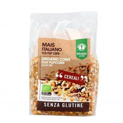 Mais Italiano Bio per Pop Corn - Senza Glutine