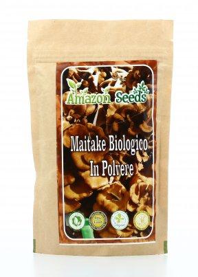 Maitake Biologico in Polvere