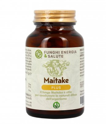 Maitake Plus - 90 Compresse