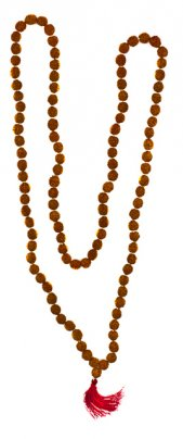 Mala Rudraksha Semplice con 108 Grani