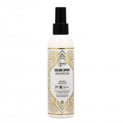 """Solare Spray Spf 30 """"Mandala Sun"""" - Protezione Medio-Alta"""