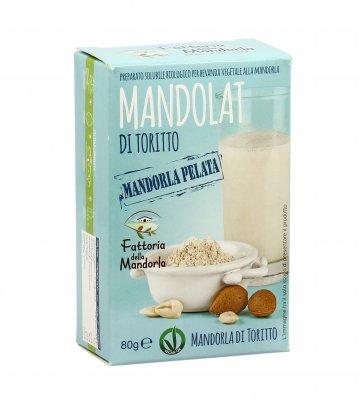 Bevanda di Mandorla Integrale Preparato - Mandolat 80 gr.