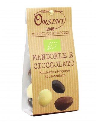 Mandorle Ricoperte di Cioccolato Assortito
