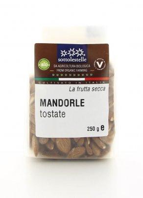 Mandorle Italiane Tostate Biologiche