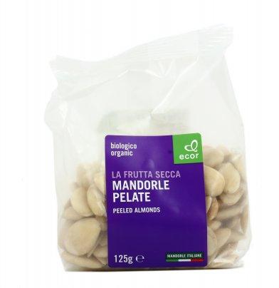 Mandorle Pelate Bio 125 gr.