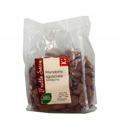 Mandorle Bio Sgusciate 250 g