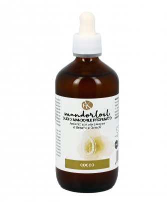 Olio di Mandorle Profumato - Mandorloil Cocco