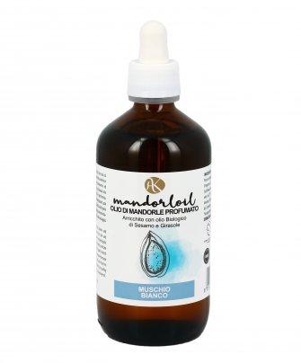 Olio di Mandorle Profumato - Mandorloil Muschio Bianco
