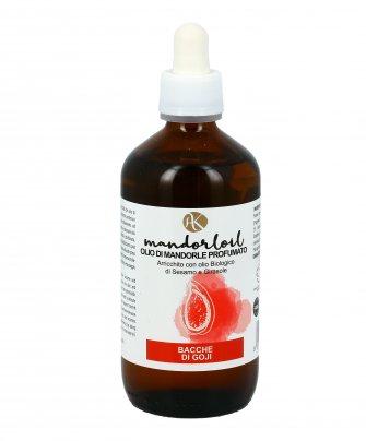 Olio di Mandorle Profumato - Mandorloil Bacche di Goji