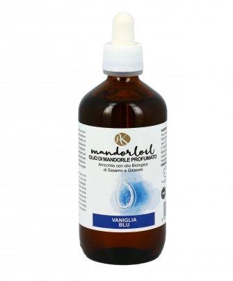 Olio di Mandorle Profumato - Mandorloil Vaniglia Blu