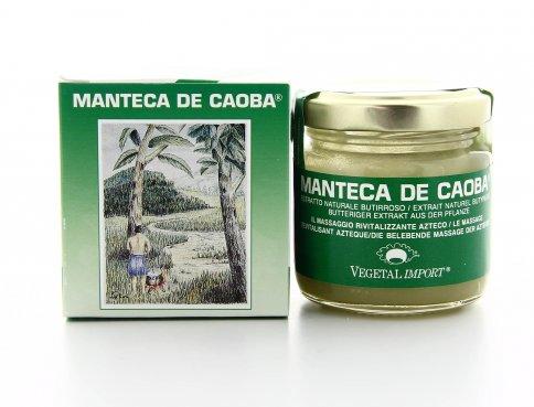 Manteca De Caoba