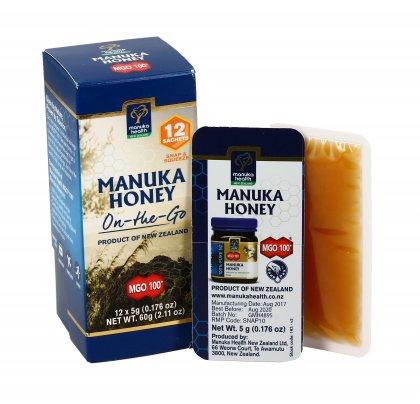 Miele di Manuka MGO™100+ in Bustine Monouso