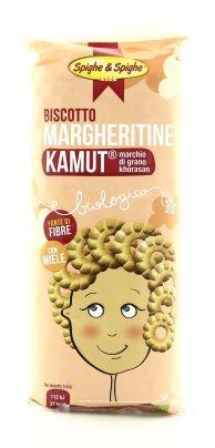 Margheritine KAMUT® - grano khorasan con Miele