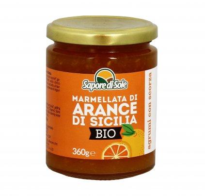 Marmellata di Arance di Sicilia Bio
