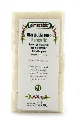 Marsiglia Puro - 5 Saponette da 100 gr.